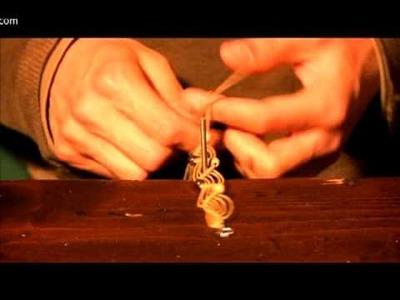 Creazione oggetti con la tecnica del Macramè