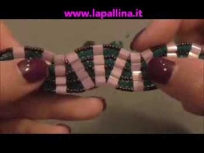 "Tutorial Bracciale ""Tila wave"" - DIY-"