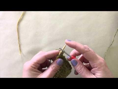 Chiudere le maglie con l'uncinetto - Crochet bind off