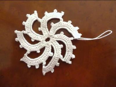 [Crochet Snowflakes] Fiocchi di neve all'uncinetto
