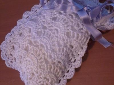 Sacchetto uncinetto mod.1 (crochet bag mod.1)