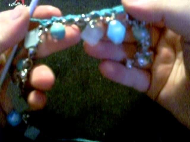 Catena all'uncinetto(crochet chain)