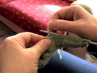Scarpette di lana di jaia