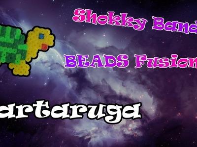 Shokky Bandz Beads Fusion || Tutorial TARTARUGA