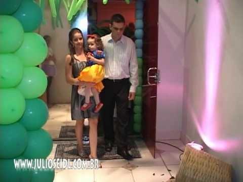 2 Anos de Maria Luisa - Origami Buffet