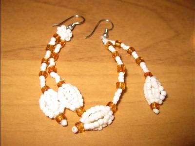 Creazioni con perline colorate, molto estive!