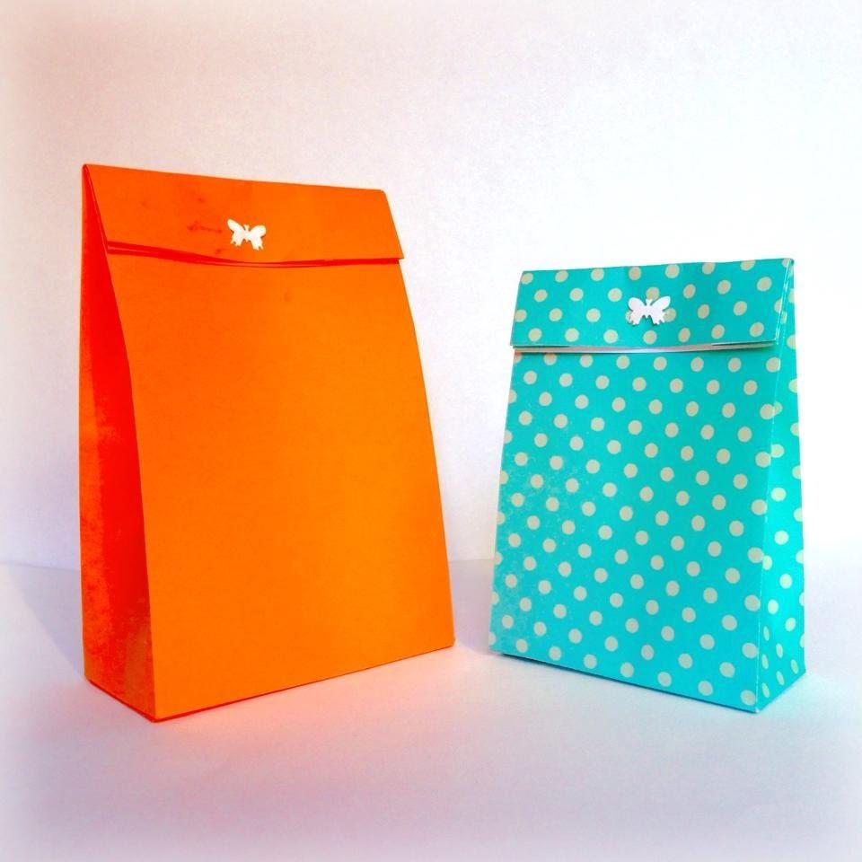 Diy sacchetti di carta paper bag for Sacchetti di carta fai da te