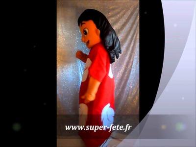 Lilo Mascotte Costume