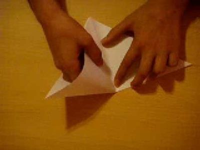 Paloma origami