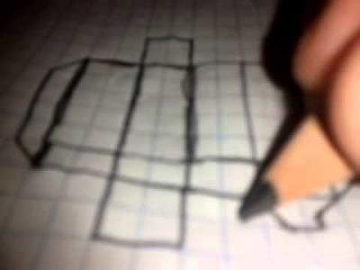 Steve.papercraft casero 1.2