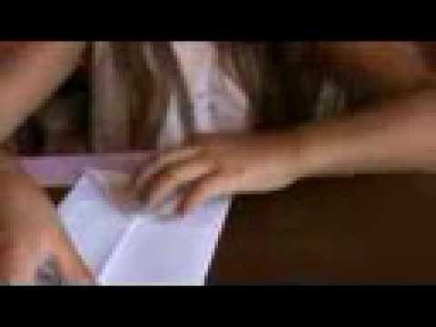 Barchetta di carta origami