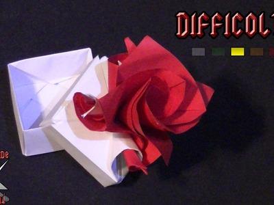 [ORIGAMI ITA] Scatola Di San Valentino (Tadashi Mori) || San Valentino Special