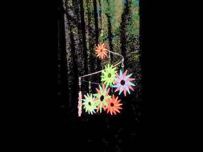 Origami spirale di stelle