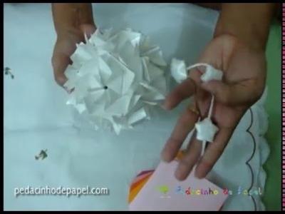 Pedacinho de Papel - Origami  Kusudoma Bella.f4v