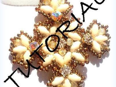 "TUTORIAL CIONDOLO ""Cross Jewelry"""