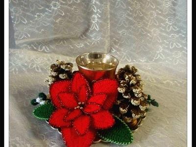 Centrotavola natalizio