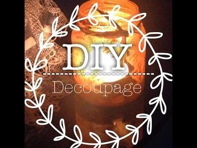 DIY | Decoupage Natalizio | Roberta Riccardi