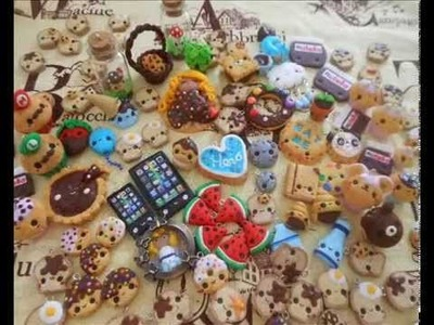Charms kawaii Update#3 polymer clay