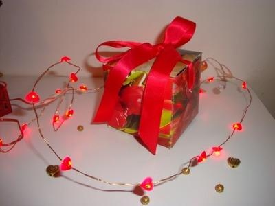 DIY: Scatola per San Valentino ❤ Valentine's Day Box