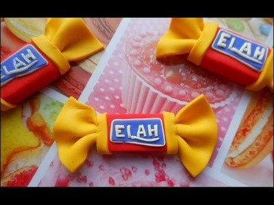 Tutorial caramella ELAH (polymer clay tutorial candy)