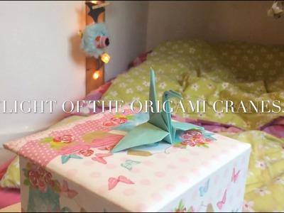 Origami Crane Tutorial!