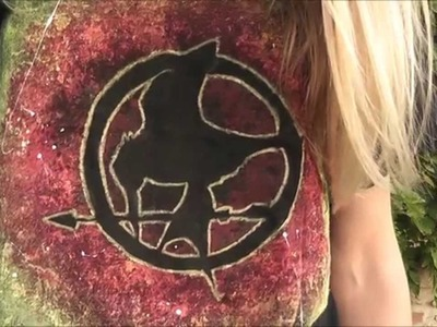 DIY: HUNGER GAMES T-SHIRT   |   virgisworld