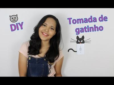 DIY: Tomada de gatinho I Jacque Liori