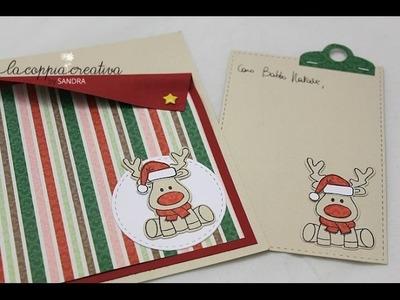 Letterina per Babbo Natale Fai da Te-Santa Claus's Letter DIY-Natale Fai da te