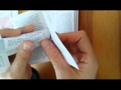 ORILIBER -  Tutorial - 1a parte: LEGATURA
