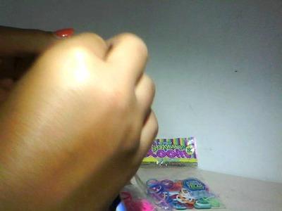 Tutorial braccialetti shokky bandz loom