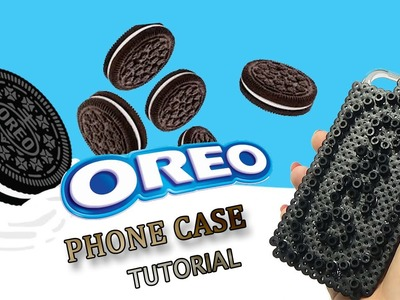 DIY | Cover Oreo con Hama Beads. Perler Beads Oreo Phone Case - Tutorial