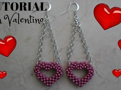 DIY - TUTORIAL Cuore in CUBIC RAW - CRAW HEART