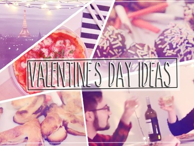Valentine's Day Ideas  ♥ DIY GIFTS , TREATS & MORE!  ♥
