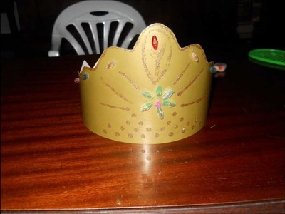Corona da Regina fai da te
