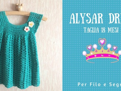 Baby List - Alysar Dress (taglia 18 mesi)