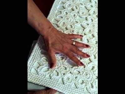 TERMOINDURENTE -  Come applicarlo ad una fodera per borsa