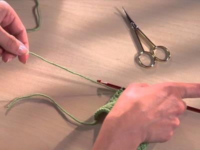 Tutorial n. 7 di I LIKE UNCINETTO: Come tagliare il filo.