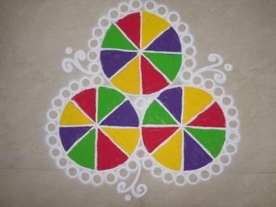 Diwali Special - Sanskar Bhari Rangoli Design