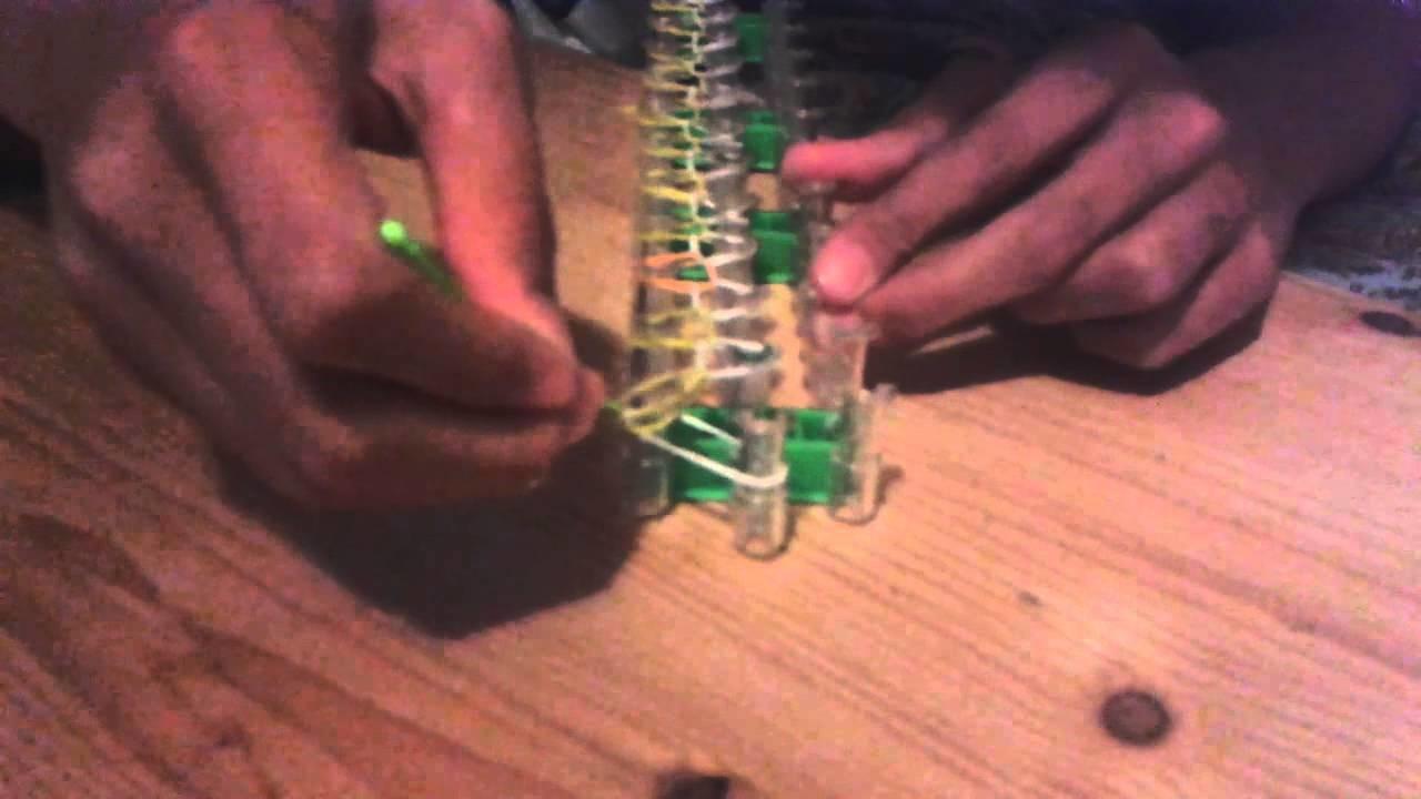 DIY Braccialetti con elastici