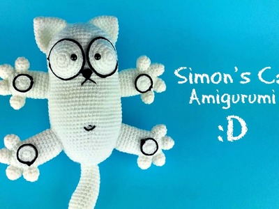 Simon's Cat Amigurumi