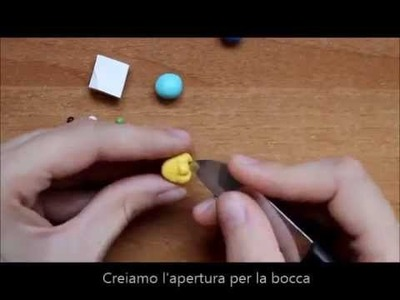 Tutorial: Come creare Flounder in Fimo