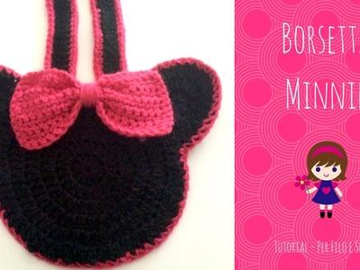 Tutorial - Borsetta Minnie