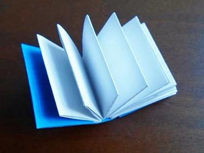 Crea un mini libro origami - Fai da Te Creazioni - Guidecentral