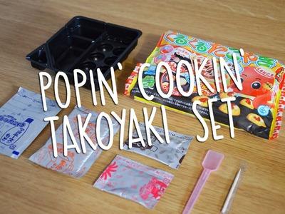 Kracie Popin' Cookin' Takoyaki DIY Set | DireiEllie