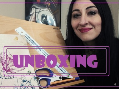 Unboxing: Reeves A3 Art and Craft Work Station
