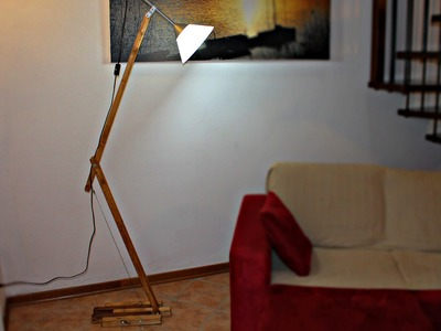 Design Lamp DIY - Lampada Fai Da Te