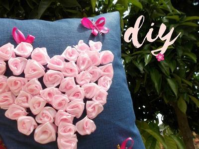 Spring DIY: Nuovo LOOK per un Cuscino