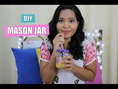 DIY: Mason Jar I Jacque Liori