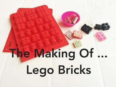 DIY RESINA. Come Faccio i Mattoncini Lego ?