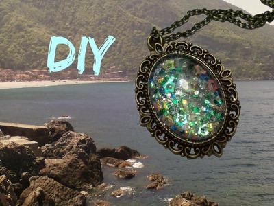 Tutorial: Collana Estiva con Cammeo ❖ DIY Vintage Summer Jewelry